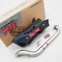 Knalpot Racing Full System R9 Misano Yamaha Aerox 155