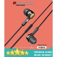 MOXOM MX EP09 PREMIUM AUDIO MUSIC HEADSET 3.5MM - Wired Earphone