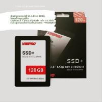 SSD VISIPRO 120GB 2,5 INCH SATA 3 6GB/s