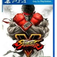 PS4 Street Fighter V