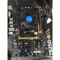 Paket Processor intel G4560 dan Motherboard B250 biostar pro LGA 1151