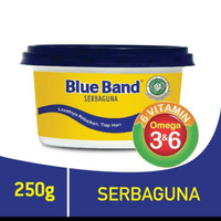 Blue band 250g cup