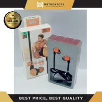 Headset Stereo AT082plus Handsfree Universal