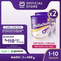 Pediasure Madu 400g (1-10 tahun) Susu Formula Pertumbuhan - 2 klg
