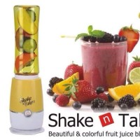 BLENDER SHAKE N TAKE 3 (GET 2 BOTTLE FREE )