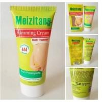 ORIGINAL Meizitang Slimming Cream - Krim Pelangsing BPOM