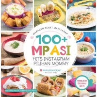 Buku 100+ Mpasi Hits Instagram Pilihan Mommy