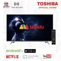 """TOSHIBA LED TV 32"""" Android + Breket 32L5995"""