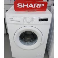Mesin cuci Front Loading Sharp 8kg