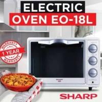 Oven sharp 18 liter