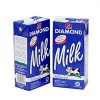 Susu Diamond UHT Full Cream 1 Liter