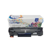 Toner Cartridge Compatible CB436A 36A-HP LJ P1505 M1120-dus putih