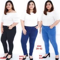 Jegging legging Jeans Panjang Extra Jumbo