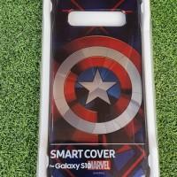 Smart cover Samsung galaxy S10 Marvel original