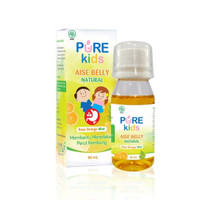 Pure Kids Aise Belly Natural Orange Mint 60 ml