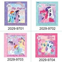 Coloring Book My Little Pony / Buku Mewarnai Small Adinata B0003 - 2920-9704