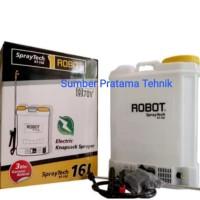 Sprayer elektrik ROBOT RT 16E / Alat semprot hama gendong eletrik