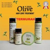 SYB Paket Olive COE TREATMENT / shampoo conditioner olive tonic olive