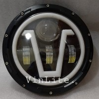Daymaker LED 7 Inch 45 Watt DRL V