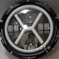 Daymaker LED 7 Inch 45 Watt DRL X