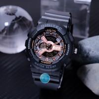 Jam Tangan Wanita Digitec 2063 ( DG 2063 T ) Double Time - List Emas