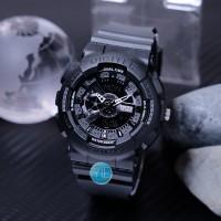 Jam Tangan Wanita Digitec 2063 ( DG 2063 T ) Double Time - Full Hitam