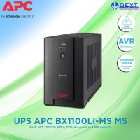 APC Back-UPS 1100VA 230V AVR Universal and IEC Sockets