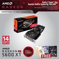 GIGABYTE RADEON RX 5600 XT GAMING OC 6GB GDDR6 VGA CARD RX 5600XT