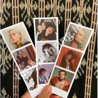Jasa Print Foto Photo Strip