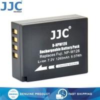 Battery Replaces FUJIFILM NP-W126 / X-A5 X-T30 X-T100 X100F (B-NPW126)