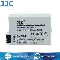 Battery Replaces Canon LP-E8 / 550D 600D 650D 700D T5i X7i (B-LPE8)