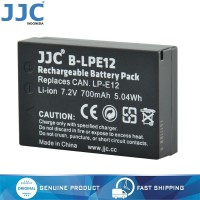 Battery Replaces Canon LP-E12 / M10 M50 M100 M200 100D X7 (B-LPE12)