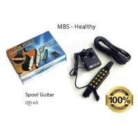 spul pickup gitar akustik / spool gitar acoustic ORIGINAL QH 6A