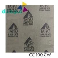 CC 100 CW Amplas Kertas Sanding Paper TAIYO