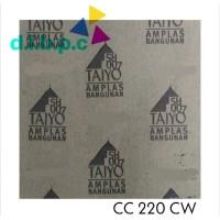 CC 220 CW Amplas Kertas Sanding Paper TAIYO