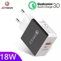 JOYSEUS Quick Charge 3.0 USB Wall Charger Fast Charging 18 W QC3.0