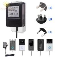 Adapter Charger Power Supply AC 18V 500mA 9W untuk Aksesoris Video