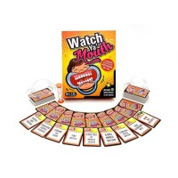 Stock Terbatas Watch Ya Mouth Family Games Hilarious Mouthguard