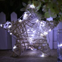 Ramadan Lampu hias LED strip untuk liburan Natal, 1/2/3/5/10 meter,
