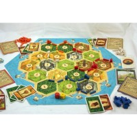 Stock Terbatas Catan 3-4 Player Table Games Family Party Popular