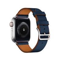 38mm 42mm Strap Jam Tangan Bisnis Casual untuk Apple Watch