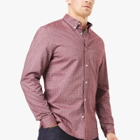 MARKS & SPENCER - Kemeja Pria - Pure Cotton Regular Fit Oxford Shirt
