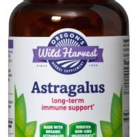 Oregon'S Wild Harvest - Astragalus 90 Vegetarian Capsules