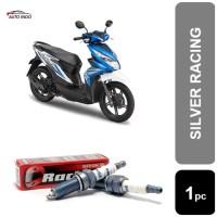 Busi Motor Honda Beat BRISK Silver Racing AR12YS