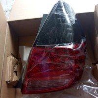 NEW stop lamp honda jazz red smoke tahun 2004-2008 1set 2buah