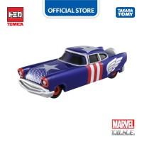 Tomica Marvel T.U.N.E. Missile Yard Captain America