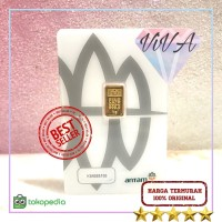 Logam Mulia Antam Certicard / Certieye 1 gr LM 999.9