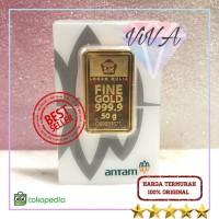 Logam Mulia Antam Certicard / Certieye 50 gr LM 999.9