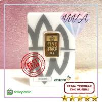 Logam Mulia Antam Certicard / Certieye 5 gr LM 999.9
