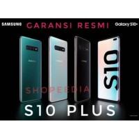 Samsung Galaxy S10 Plus SEIN Resmi S10+